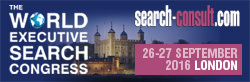 The 2016 World Executive Search Congress - Sep 26-27, 2016, London, UK