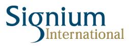 SIGNIUM Executive Search International Ltd (New Zealand) - AESC Member