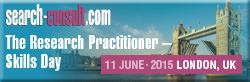 The 6th Research Practitioner Skills Day