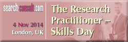 The 5th Research Practitioner Skills Day