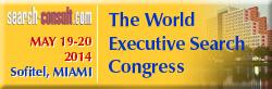 The 3th World Executive Search Congress