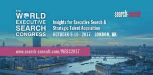 The 2017 World Executive Search Congress