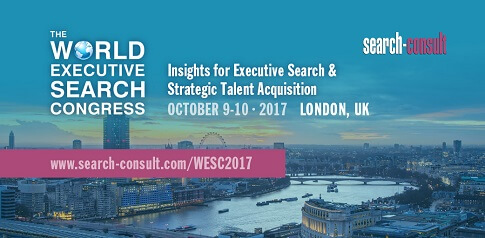 The 2017 World Executive Search Congress