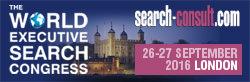 The 2016 World Executive Search Congress