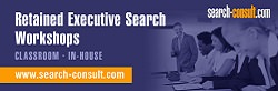 Retained Executive Search Workshops