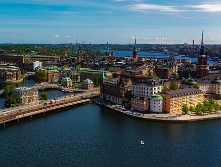 Stockholm Breakfast Briefing on Feb 13 2018
